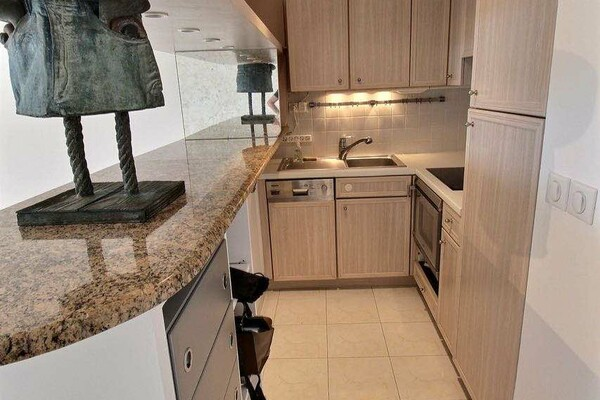 1 bedroom apartment - Château St Georges