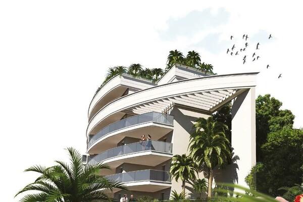 Beausoleil - 4 pièces neuf avec terrasse