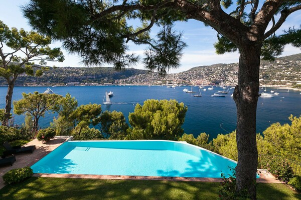 Breathtaking Villa on the Cap Ferrat