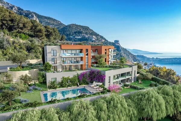 Beausoleil  - Monte-Vista - Appartamenti da 2 a 4 locali