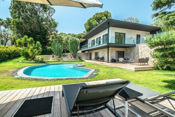 Saint Jean Cap Ferrat - Villa contemporaine