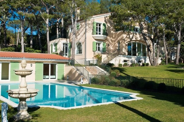 Saint Jean Cap Ferrat - Villa for rent