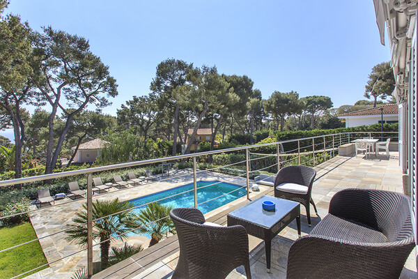 Saint Jean Cap Ferrat - Villa with great views