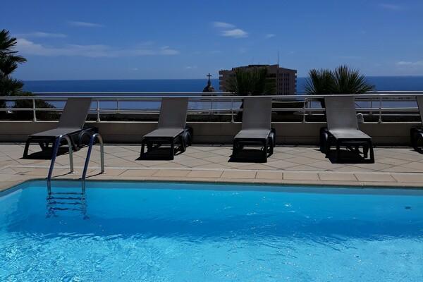 BEAUSOLEIL frontier of Monaco Ottimo apartment just renewed
