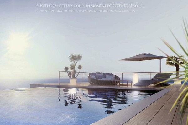 Exclusive to Monaco: The Monte-Coast view Beausoleil // 4p Grandiose Temptation
