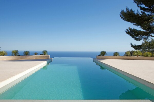 Eze - Magnificent villa