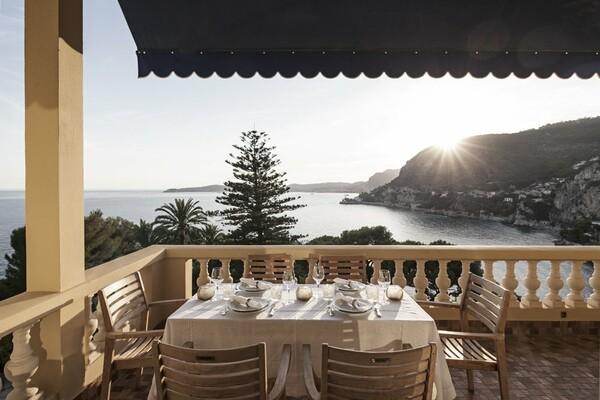Eden Residence - Paradis à Cap D'Ail avec la mer à ses pieds