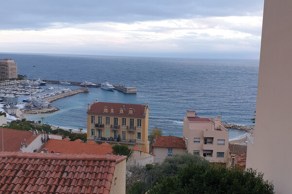 CAP D'AIL/ CLOSE TO MONACO / VILLA WITH SEA VIEW