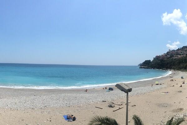 RARE: 4 p résidence piscine sur plage Golfe Bleu