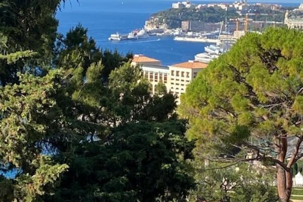 3 PIECES with terrace near Monaco