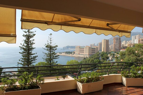 xX Beautiful 4 rooms - panoramic sea view xX