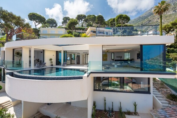 xX Prestigious villa in Eze, 5 min from Xx Beach