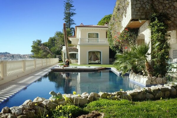 Extraordinary luxury villa Beaulieu–sur-Mer