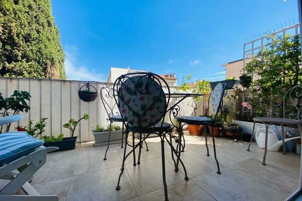 BEAULIEU-SUR-MER | FLAT | 4 ROOMS