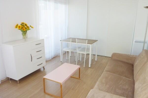 Studio flat close to Monaco (FRANCE-Beausoleil)