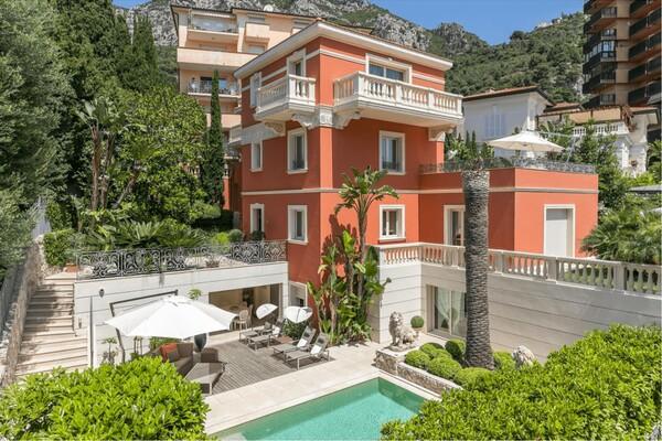Hotel particulier aux portes de Monaco