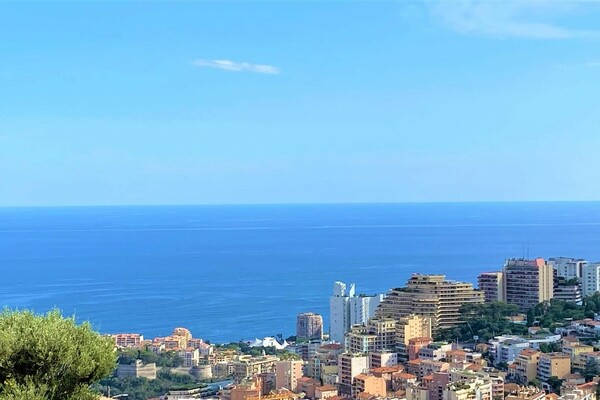 Beautiful villa near Monaco