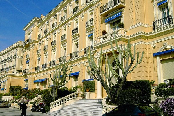 Eden Residence - 1 room apartment  with sea view - Near Monaco