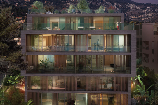 1 room- Le Mirage- Beausoleil - Near Monaco
