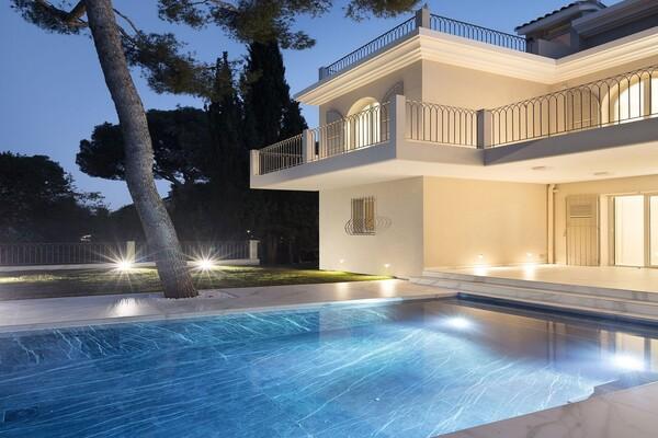 Superbe Villa  entièrement rénovée - Cap Martin