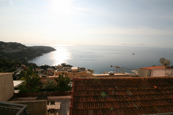 Roquebrune Cap Martin - For sale, beautiful independent house with panoramic sea view
