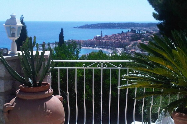 Menton - Beautiful villa for rental
