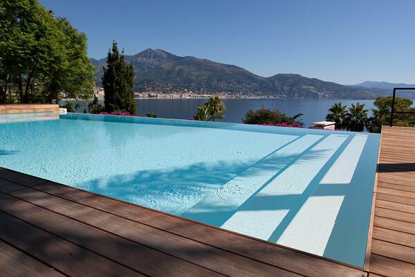 Cap Martin - Modern Villa - Panoramic Sea Views