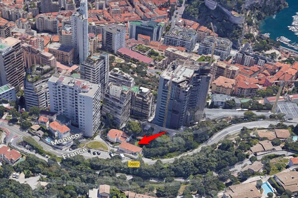 Commercial premise, storage on the boarder of Monaco
