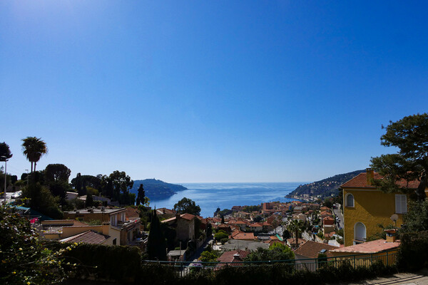 Villefranche-sur-Mer - 3-bedroom apartment with sea view