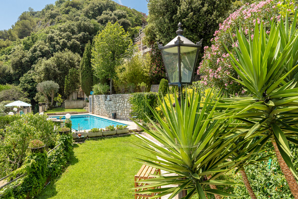 La Turbie - Charming provençal villa with view of Monaco