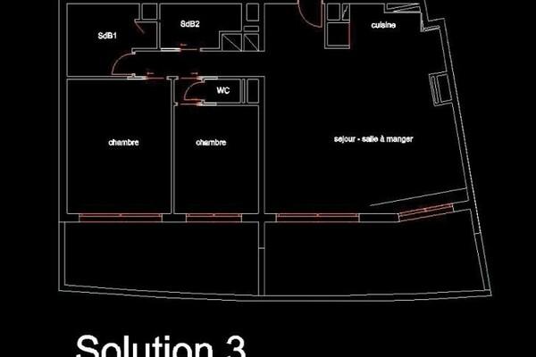 Roquebrune-Cap-Martin - New 3 rooms in a modern residence