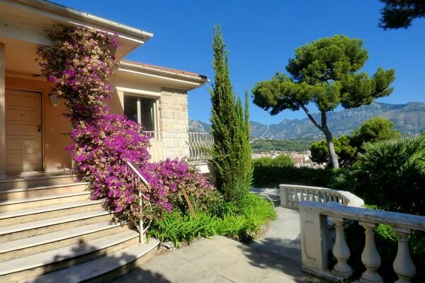 Roquebrune-Cap-Martin - Charmante villa