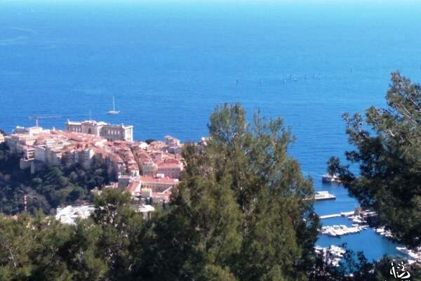 Land To Build Entrance of Monaco Panoramic Sea View
