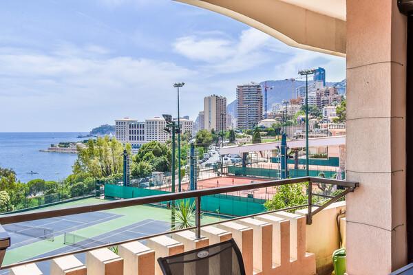 Roquebrune-Cap-Martin - Rental - La Vigie - Apartment in a private domain