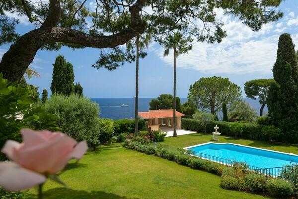 Saint Jean Cap Ferrat - Splendid villa
