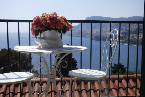 Roquebrune-Cap-Martin - Charmante Maison Vue époustouflante sur Monaco
