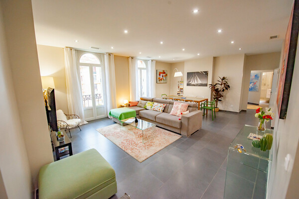 Beausoleil - Beautiful 3 room apartment only one step from Monaco