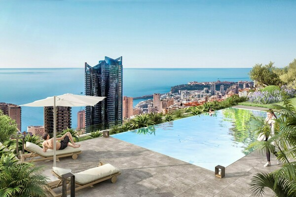 Beausoleil - Hills of Monaco high standing Residence