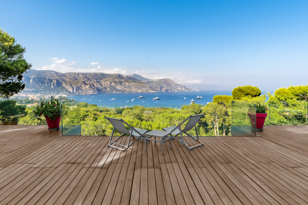 Saint-Jean-Cap-Ferrat - Magnificent contemporary villa with panoramic views