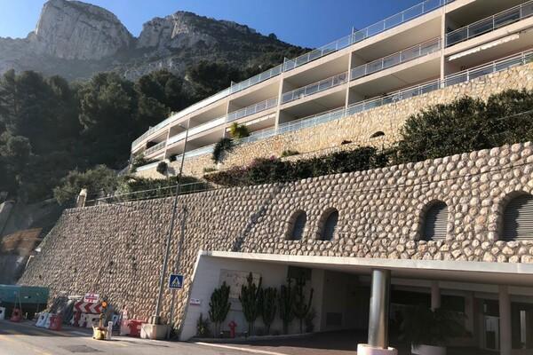 3/4 Pieces - Les Jardins de Monaco