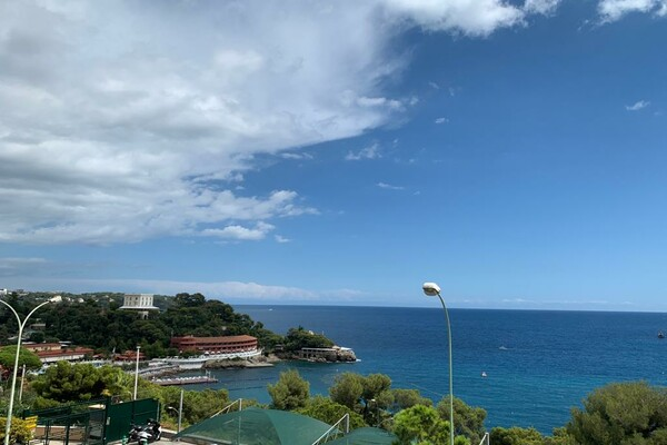 4 rooms almost in Monaco with sea view